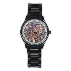 Sakura Sport Metal Watch (black)
