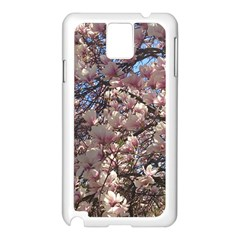 Sakura Samsung Galaxy Note 3 N9005 Case (White)