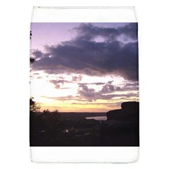 Sunset Over The Valley Removable Flap Cover (Large)
