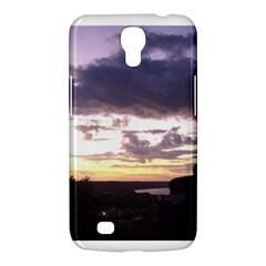 Sunset Over The Valley Samsung Galaxy Mega 6.3  I9200 Hardshell Case