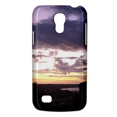 Sunset Over The Valley Samsung Galaxy S4 Mini (gt I9190) Hardshell Case
