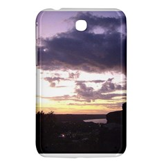 Sunset Over The Valley Samsung Galaxy Tab 3 (7 ) P3200 Hardshell Case