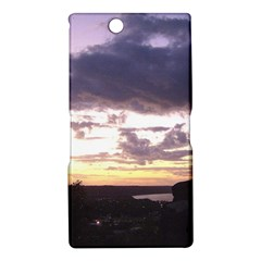 Sunset Over The Valley Sony Xperia Z Ultra (XL39H) Hardshell Case