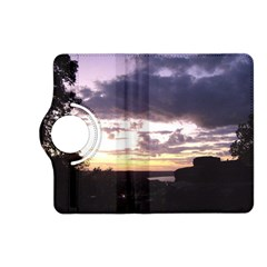 Sunset Over The Valley Kindle Fire Hd 7  (2nd Gen) Flip 360 Case