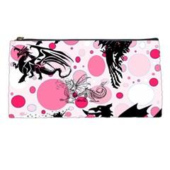 Fantasy In Pink Pencil Case