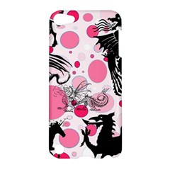 Fantasy In Pink Apple iPod Touch 5 Hardshell Case