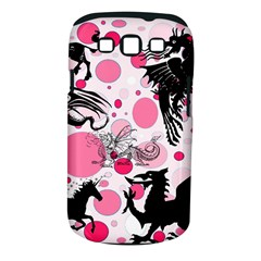 Fantasy In Pink Samsung Galaxy S III Classic Hardshell Case (PC+Silicone)