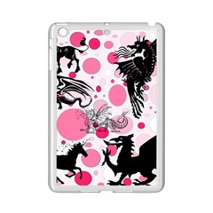 Fantasy In Pink Apple Ipad Mini 2 Case (white)