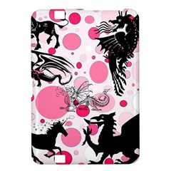 Fantasy In Pink Kindle Fire HD 8.9  Hardshell Case