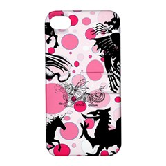 Fantasy In Pink Apple iPhone 4/4S Hardshell Case with Stand