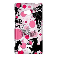 Fantasy In Pink Nokia Lumia 720 Hardshell Case