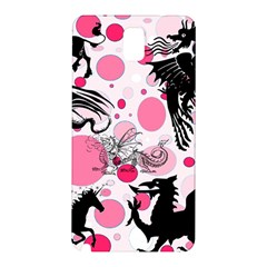 Fantasy In Pink Samsung Galaxy Note 3 N9005 Hardshell Back Case