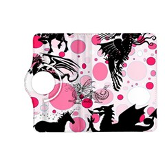Fantasy In Pink Kindle Fire Hd 7  (2nd Gen) Flip 360 Case