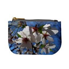 Cherry Blossoms Coin Change Purse