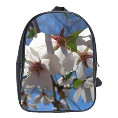 Cherry Blossoms School Bag (large)