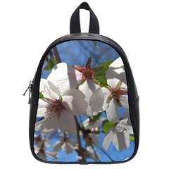 Cherry Blossoms School Bag (Small)