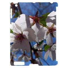 Cherry Blossoms Apple iPad 2 Hardshell Case (Compatible with Smart Cover)