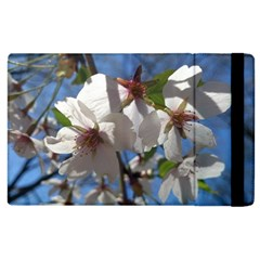 Cherry Blossoms Apple iPad 2 Flip Case