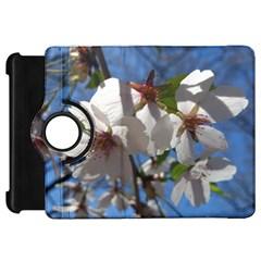 Cherry Blossoms Kindle Fire HD 7  (1st Gen) Flip 360 Case