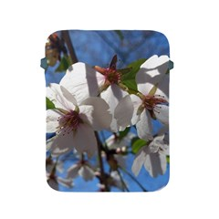 Cherry Blossoms Apple iPad Protective Sleeve