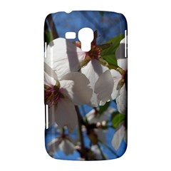Cherry Blossoms Samsung Galaxy Duos I8262 Hardshell Case