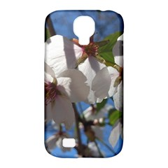 Cherry Blossoms Samsung Galaxy S4 Classic Hardshell Case (PC+Silicone)