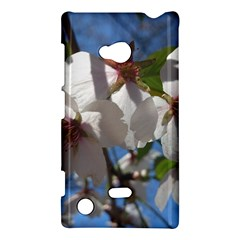 Cherry Blossoms Nokia Lumia 720 Hardshell Case