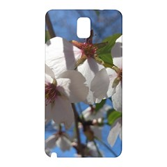 Cherry Blossoms Samsung Galaxy Note 3 N9005 Hardshell Back Case
