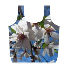Cherry Blossoms Reusable Bag (L)