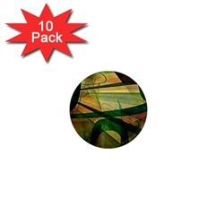 Untitled 1  Mini Button Magnet (10 Pack)