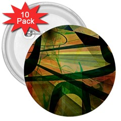 Untitled 3  Button (10 pack)