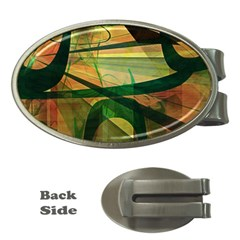 Untitled Money Clip (Oval)