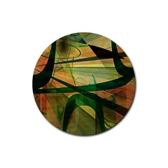 Untitled Drink Coasters 4 Pack (Round)