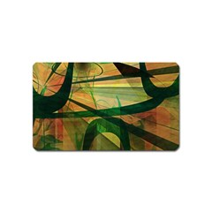 Untitled Magnet (Name Card)