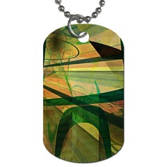 Untitled Dog Tag (two Sided)