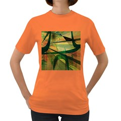 Untitled Women s T-shirt (Colored)