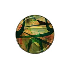 Untitled Golf Ball Marker (for Hat Clip)