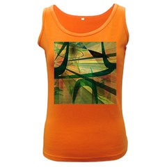 Untitled Women s Tank Top (Dark Colored)
