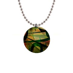 Untitled Button Necklace