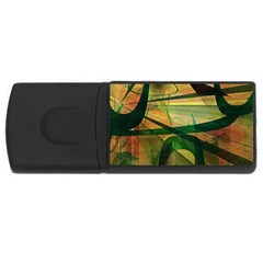 Untitled 4gb Usb Flash Drive (rectangle)
