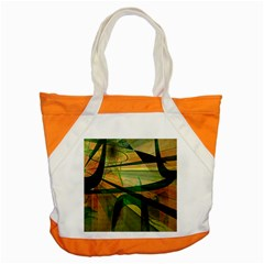 Untitled Accent Tote Bag