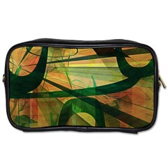 Untitled Travel Toiletry Bag (two Sides)