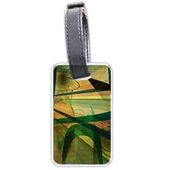 Untitled Luggage Tag (One Side)