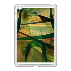 Untitled Apple iPad Mini Case (White)