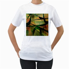 Untitled Women s T-Shirt (White)