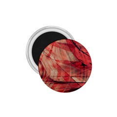 Grey And Red 1 75  Button Magnet