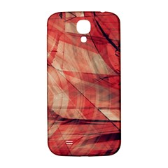 Grey And Red Samsung Galaxy S4 I9500/i9505  Hardshell Back Case