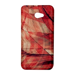 Grey And Red HTC Butterfly S Hardshell Case