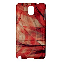 Grey And Red Samsung Galaxy Note 3 N9005 Hardshell Case