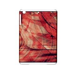 Grey And Red Apple iPad Mini 2 Hardshell Case